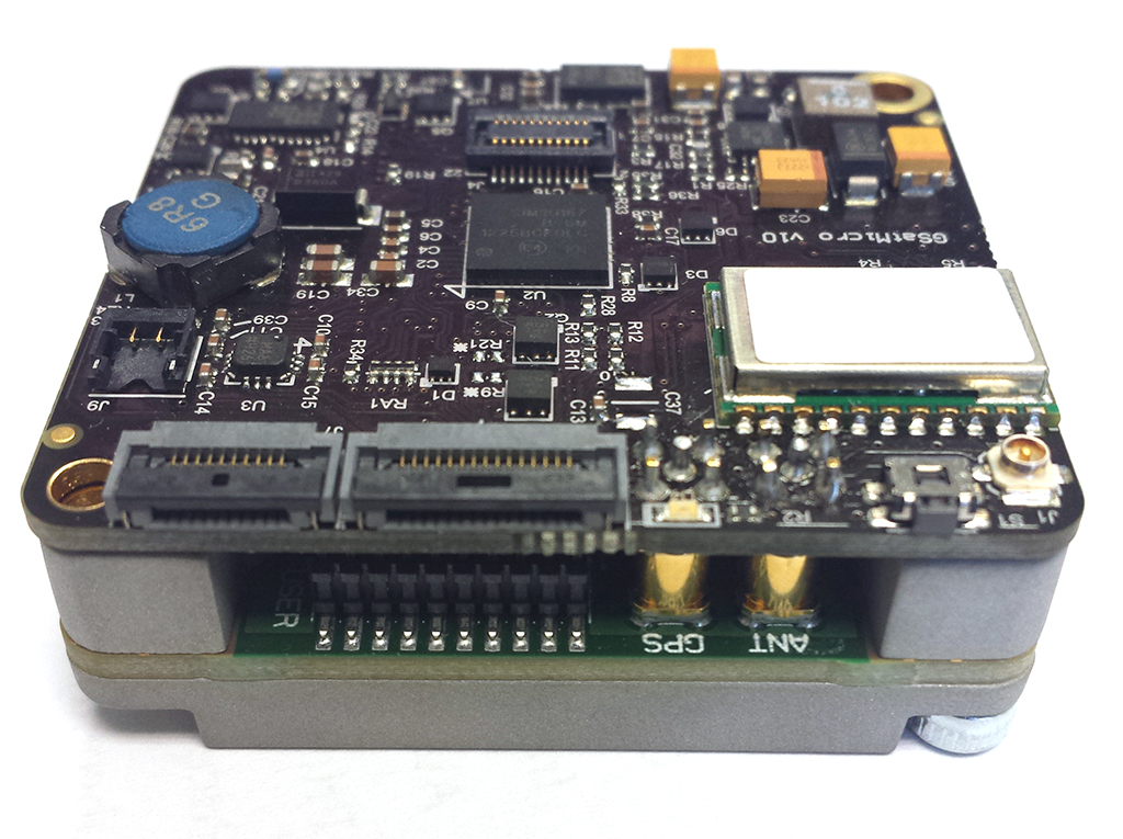 GSatMicro OEM Top Front View